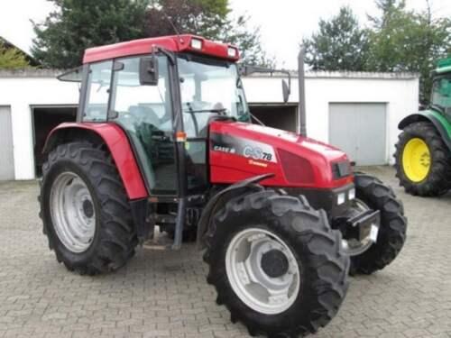 Caso 78-94 Cs//Steyr 9078-9094 tractores-Manual de taller.
