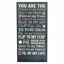 You Are Loved Son Trees Wall Plaque Art Wood Sign 10x15 For Sale Online Ebay