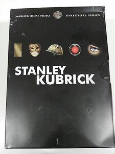 STANLEY-KUBRICK-COLECCION-STEELBOOK-5-PELICULAS-10-DVD-CASTELLANO-ENGLISH