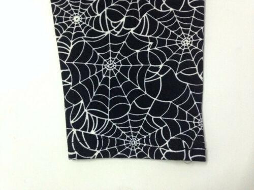 Soft Style Gothique onctueux-Soft Spider Web Imprimé Legging Filles Femmes Yoga Gym Pantalon