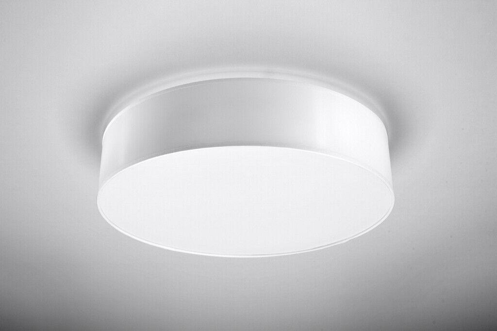 Runde moderne Deckenleuchte Weiß Ø45cm Leuchte Küchenlampe Decke Deckenlampe NEU