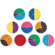Rainbow Fraction Deluxe Geometry Shape - Theme/subject: Learning - Skill