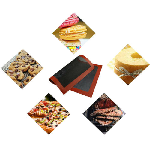 Silicone Baking Mat Non-Stick Oven Sheet Liner Tool Kitchen Bakeware