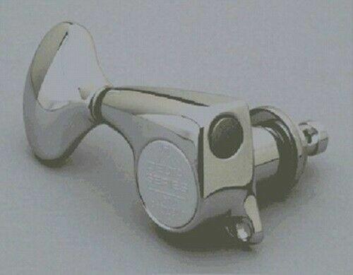 Gotoh 510-MGT Delta Series 3x3 Locking Tuners 21:1 Gold TK-7247-002