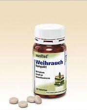 Weihrauch Kompakt Tabletten Revomed 120 Stück+5 Euro Gutschein Eur22,08/100g