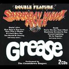 Double Feature: Saturday Night Fever/Grease by The Countdown Singers (CD, 1997, 2 Discs, Madacy)