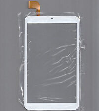 """8"""" White Replacement Touch Screen Digitizer For Hipstreet Electron 8dtb38-8gbw"""