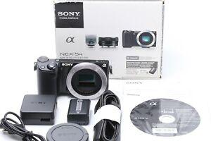 FedEx-DHL-Exc-5-in-BOX-Sony-Alpha-NEX-5R-16-1MP-Digital-Body-Only-JAPAN-200652