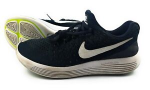 5da444b378481 Details about Nike LunarEpic Low Flyknit 2 GS II Black 5.5Y Running  Training Shoes 869990 001