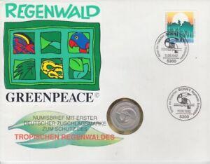 d-Numisbrief-Deutschland-5-DM-Regenwald-1992