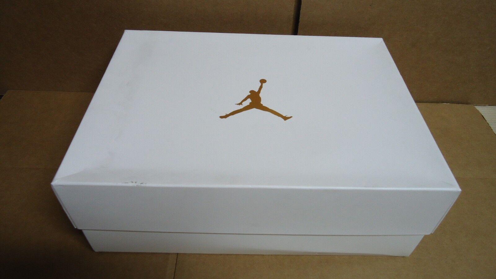 New Air Jordan 10 Retro OVO Drake Size 12 Summit White Metallic gold shoes