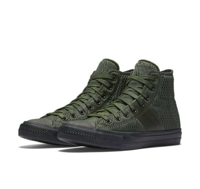 dd74c831782f Frequently bought together. Converse 155075C Chuck Taylor All Star II  Engineered Mesh Green CTAS HI ...
