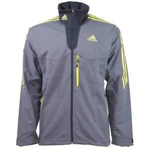 Details zu adidas Softshell Jacket M Jacke Herren grau G79138