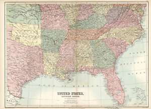1873-United-States-Southern-Section-Original-map