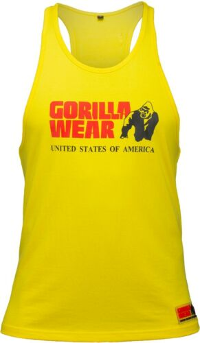 Gorilla Wear Classic Tank Top// Dunellen tank