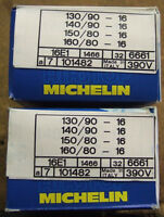 Michelin Motorcycle Tubes 130/90-16 140/90-16 150/80-16 140 130 140 150 16 Two