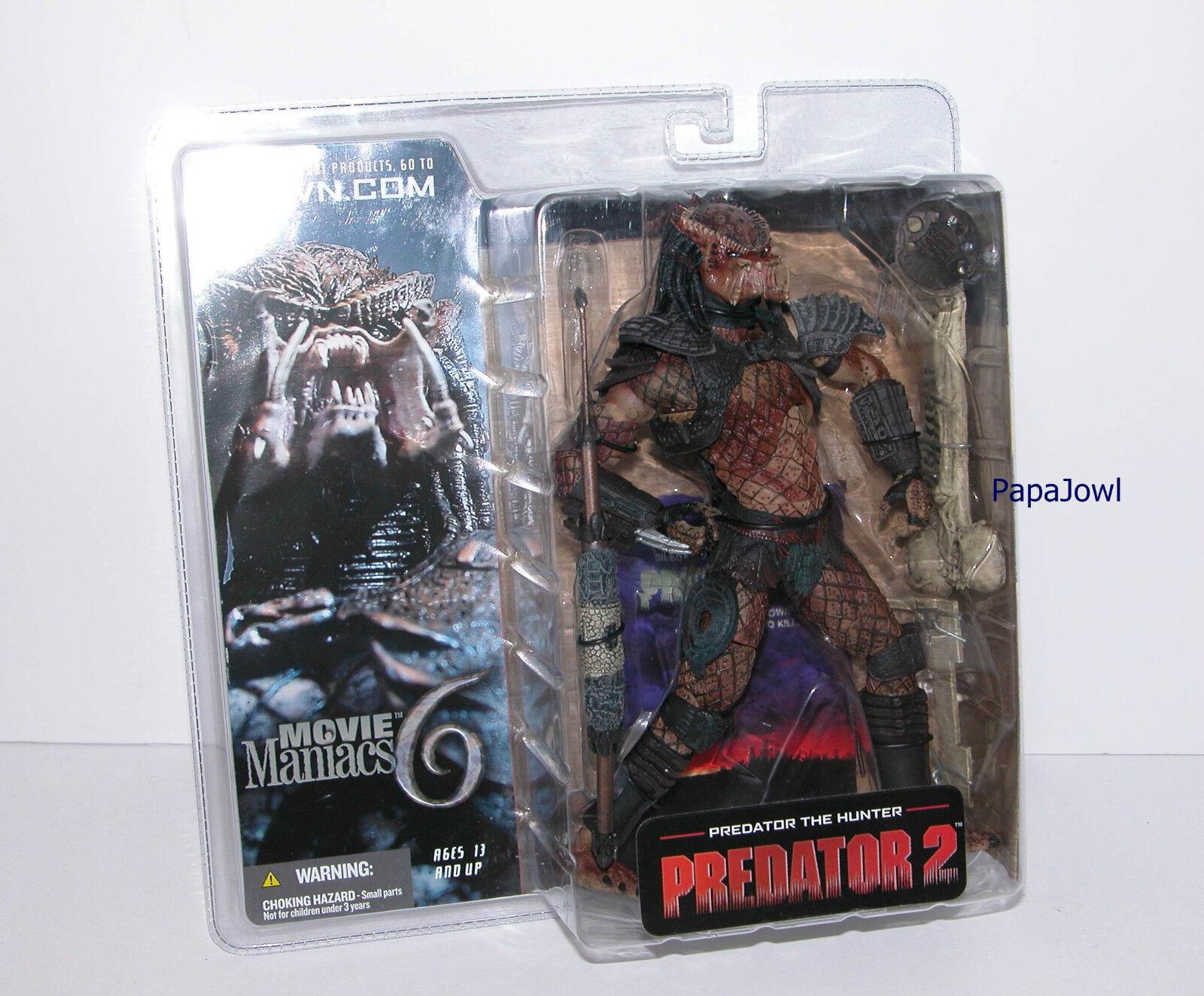 McFarlane Toys Spawn Movie Maniacs 6 The Hunter PROTator 2