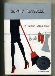 Kinsella-LA-REGINA-DELLA-CASA-Mondadori-2007-1A-ED