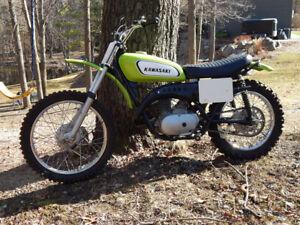 Details about KAWASAKI F5 F6 F7 F8 F81M BIL-A 125cc 175cc 250cc 350cc on