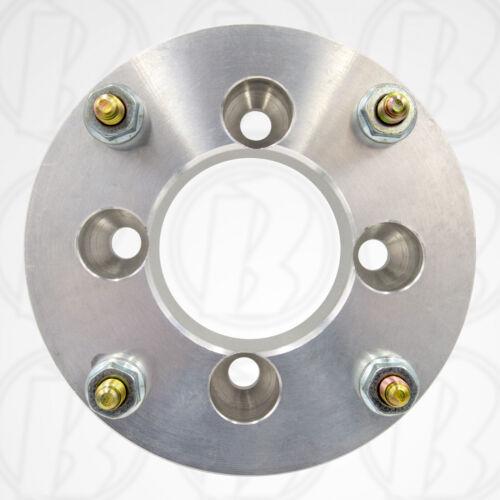 "ATV Honda Kawasaki Suzuki2/"" Wheel Adapters Spacers4x144 to 4//144"