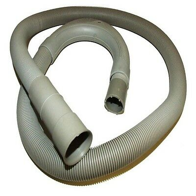 UNIVERSAL WASHING MACHINE /& DISHWASHER DRAIN HOSE 2.5M 90 DEG 22 X 22 W073A