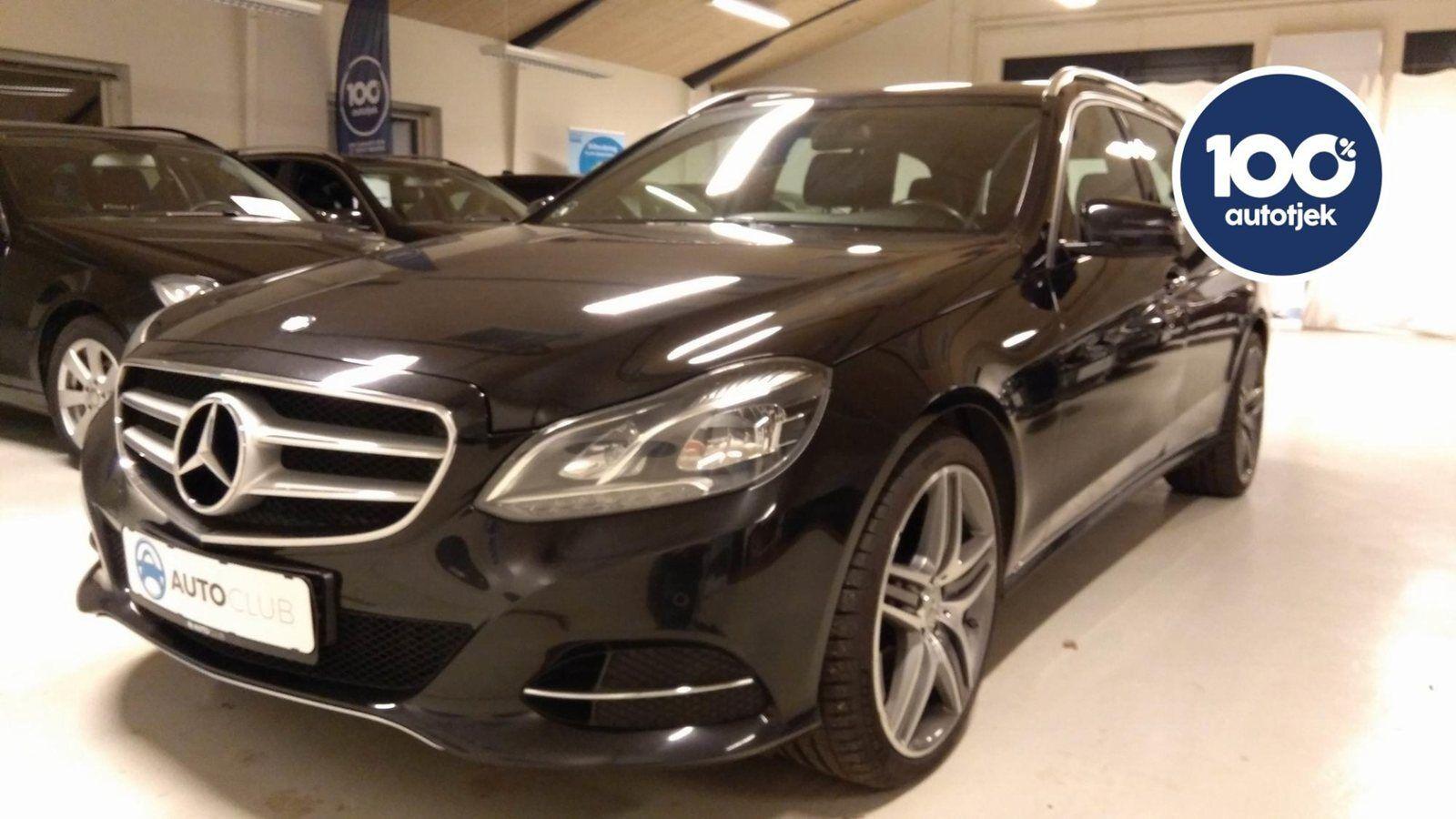 Mercedes E300 2,2 BlueTEC Hybrid Avantg. stc aut 5d