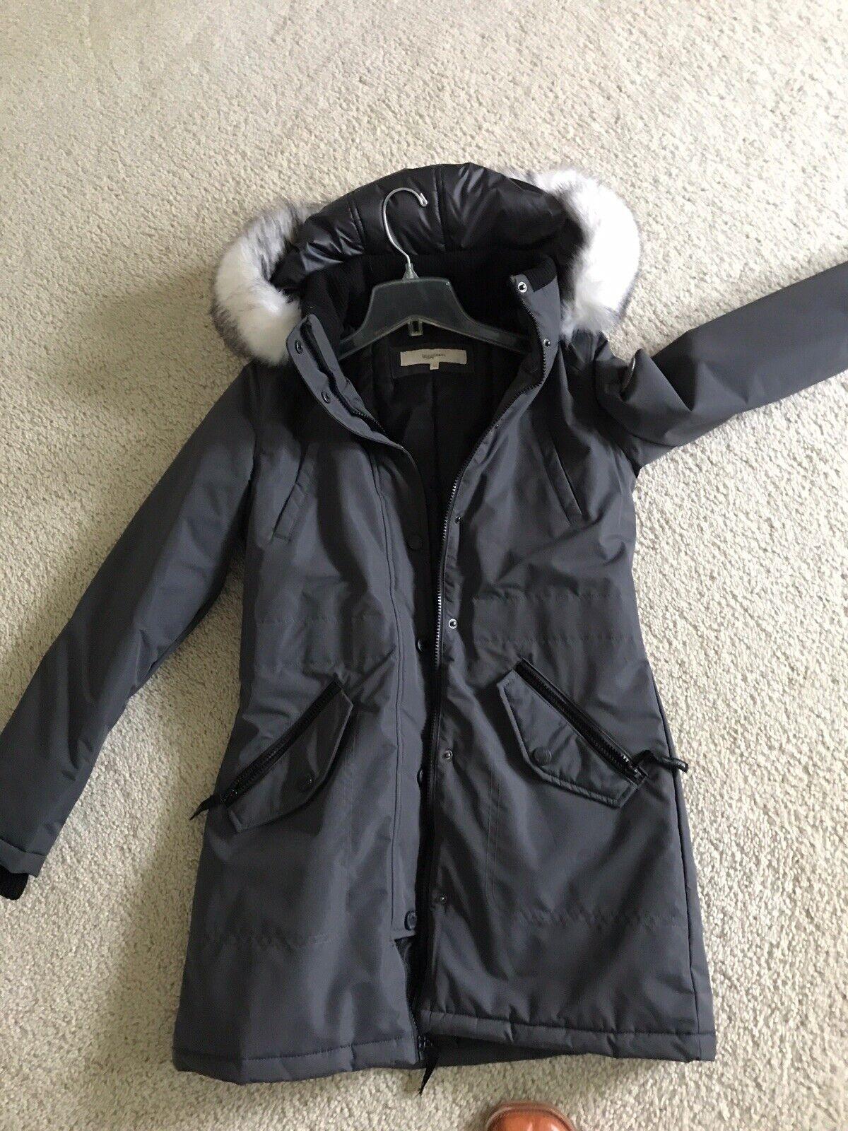Women's Parka Coat Size Xs