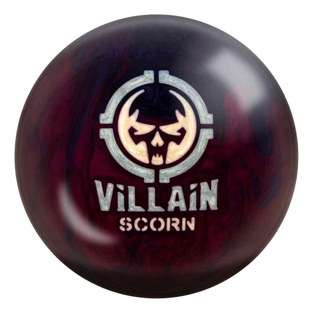 Motiv Villain Scorn Bowling Ball
