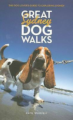 1 of 1 - Great Sydney Dog Walks By Katie Whiffen Paperback LIKE NEW Free postage