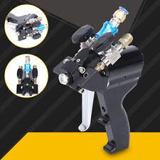 Pneumatic Polyurethane Polyurea Pu Foam Spray Gun 012mpa P2 Air Purge Spray Gun