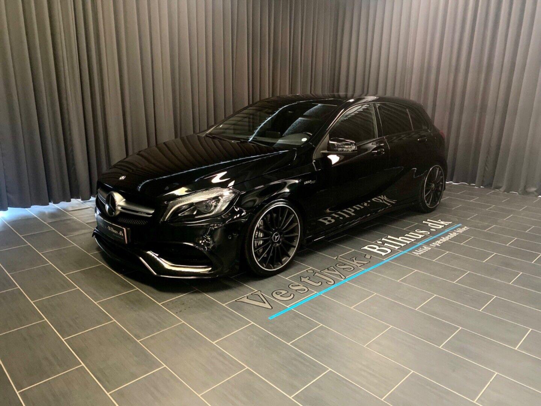 Mercedes A45 2,0 AMG aut. 4Matic 5d - 3.395 kr.