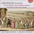 Malcolm Arnold: Dances (CD, Jul-1990, Chandos)
