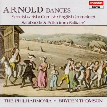 1 of 1 - Malcolm Arnold - DANCES CD NEW