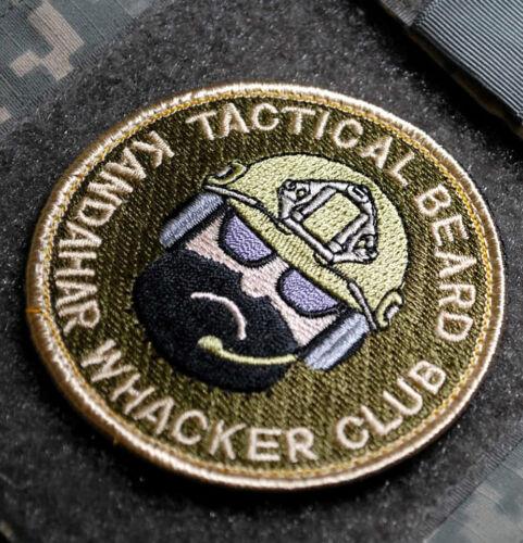 KANDAHAR WHACKER PRO-CLUB TACP JTAC CCT Halloween//Thanksgiving Protection Team