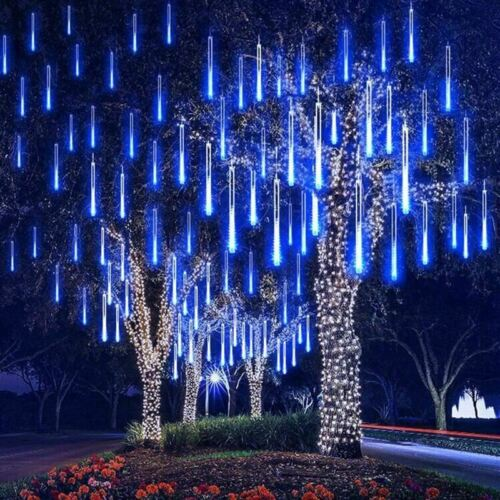 New year outdoor led lights