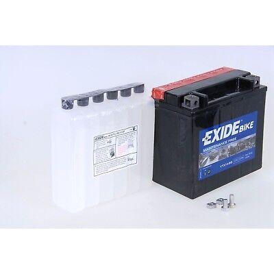 Batterie yamaha fzr1000 exup 3le Bj 1991 Nitro ytx14-bs
