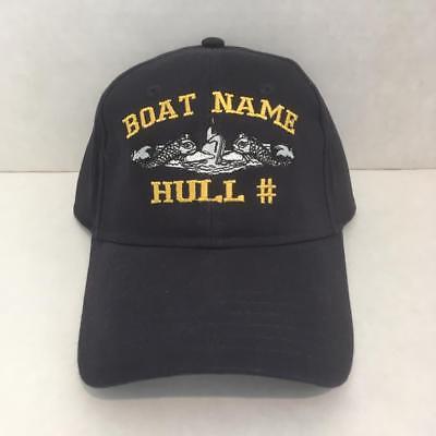 Otto BC Patch USS Philadelphia SSN 690 Submarine Ball Cap