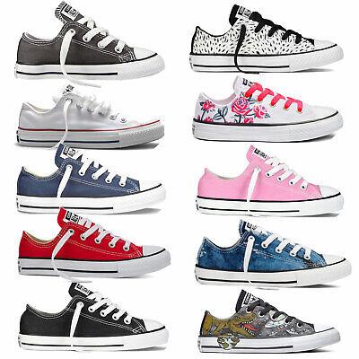 Converse Chuck Taylor All Star OX Kinder Schuhe Chucks Kinderschuhe Sneaker NEU | eBay