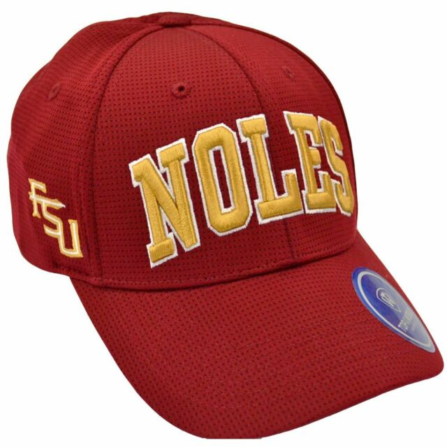 new product c0490 fbdd5 Florida State Seminoles NCAA Adjustable so Clean Hat Cap Top of The World