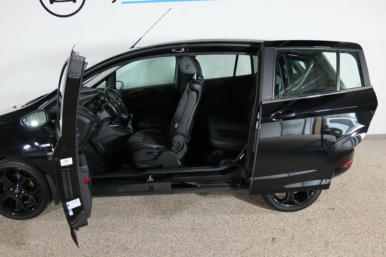 Ford B-MAX 1,0 SCTi 125 Titanium - billede 6
