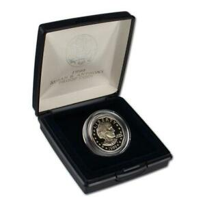 1999-P Susan B. Anthony Dollar Proof with Box and COA
