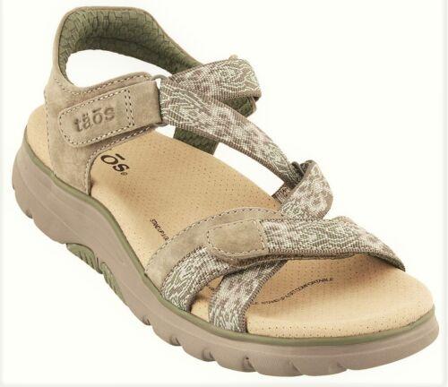 Taos Footwear Comfort footbed Walking leather Sandals Taos Shoes Zen