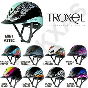 Troxel Fallon Taylor Horseback Riding Helmet