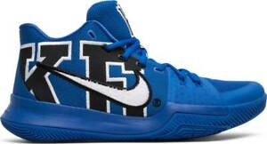 promo code a022c bbbc7 Details about Nike Kyrie 3 Duke PE size 13. Blue Devils. 922027 001. kyrie  irving
