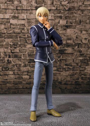 SH S.H Figuarts Toru Amuro Detective Conan BANDAI SPIRITS Japan NEW***