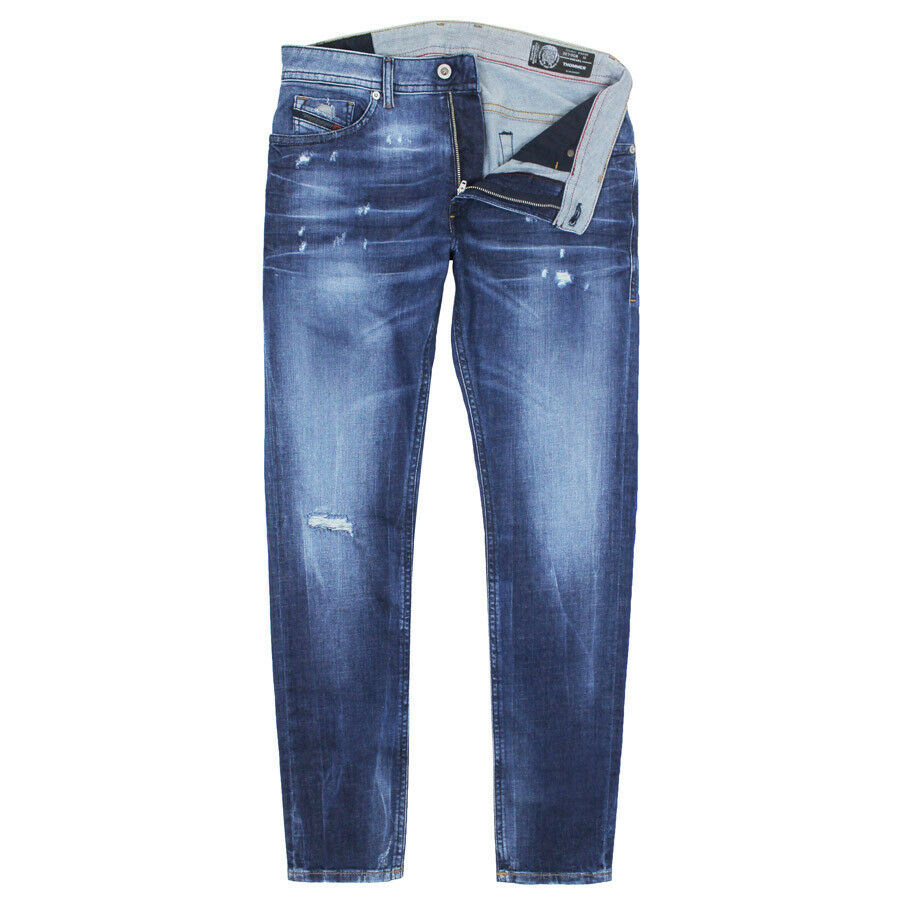 Diesel Thommer Thommer Thommer Slim Skinny Jean 084MW  - W32  L34  - NEW WITH TAGS - | Internationale Wahl