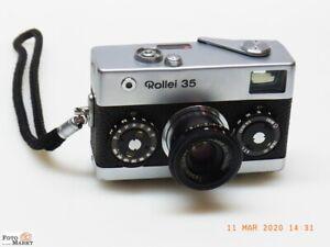 Rollei-35-Chrome-Camera-Lens-Tessar-3-5-40mm-Lens-24mm