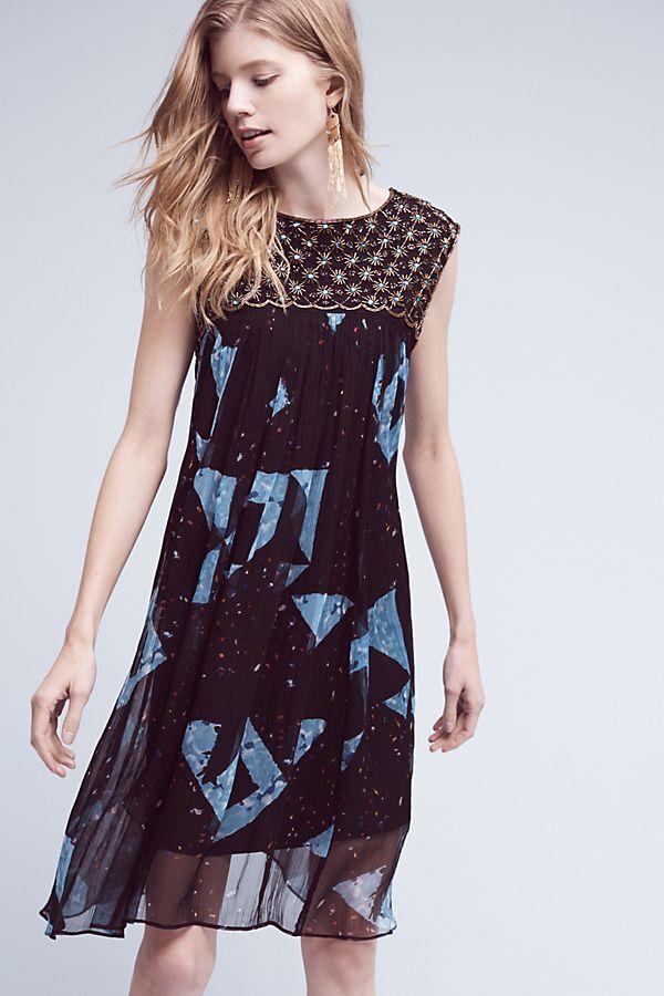 NEW Anthropologie Lydia Swing Dress Größe 6 MSRP