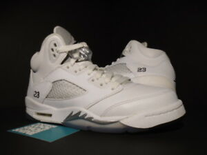 the latest 79b0f d9347 Image is loading Nike-Air-Jordan-V-5-Retro-BG-OG-
