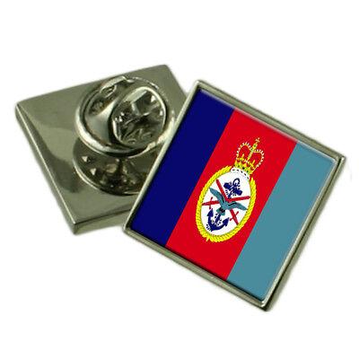 Military Police Military England Flag Cufflinks Engraved Box